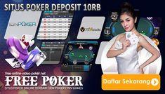 7 Ide Poker Deposit 10rb 10000 Poker Kartu Pelayan