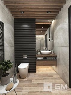 Find Out Now, What Should You Do For Your Modern Bathroom? – Lighting Stores Find Out Now, What Should You Do For Your Modern Bathroom? This is where you will find the best Lighting ideas for your bathroom design. Bathroom Toilets, Wood Bathroom, Bathroom Colors, Modern Bathroom, Small Bathroom, Master Bathroom, Bathroom Lighting, Bathroom Black, Black Bath