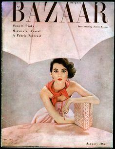 Harper's Bazaar January, 1951