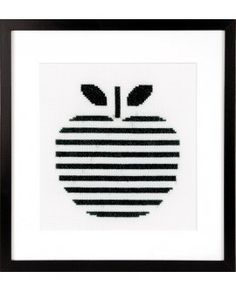 "Vervaco PN-0156111 Cross Stitch Kit ""Apple"""