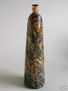 huge GERHARD LIEBENTHRON Vase GL 74 Art Pottery (12/17/2006)