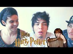 RETO GRAGEAS DE HARRY POTTER (Ft. iMarioRuiz)   Sebastián Villalobos - YouTube