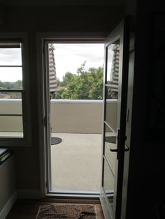 Fresh Balcony Sliding Screen Door