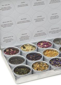 Green Tea Kit--a cute, creative and HEALTHY gift idea!