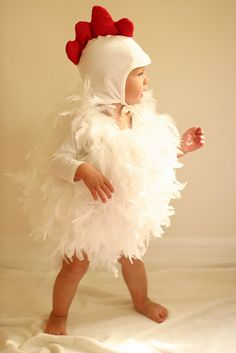 Cutest baby costume for Halloween! Mom/Dad can be framer(s)