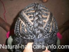 African American Kids Hairstyles - Step-by-Step Instructions & Pictures