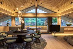 HK Architektur. St. Johann in Tirol: Penthouse M°