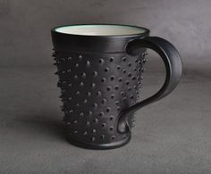 A mug for those that like a little danger with their coffee.