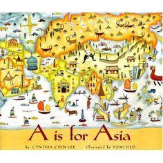 Asian pacific heritage bulletin board