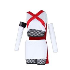 Naruto Cosplay Costume -Seven Tailed Jinchuuriki-Fu 1st Small -- Click image for more details.