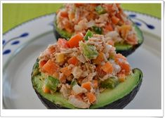 You will fall in love with out Avocados Stuffed with Tuna Salad. It has so many wonderful flavors and is culturally so dynamic and bold. This Avocados Stuffed with Tuna Salad salad is not only delicious but it is really good for you. Try this Avocados Stuffed with Tuna Salad for an afternoon lunch. Let us know about your experience in the comments below. You can also give this recipe a star rating for others to follow along.