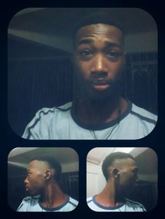 #FadePro fresh frm the barber chair