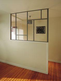 Art Deco glass canopy of 7 glasses / French custom-made - Swetlana Home Bathroom Styling, French Crafts, Interior Windows, House Interior, Art Deco, Home Deco, Home Decor Styles, Home Decor, Decor Styles