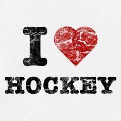 Hockey, hockey, hockey...