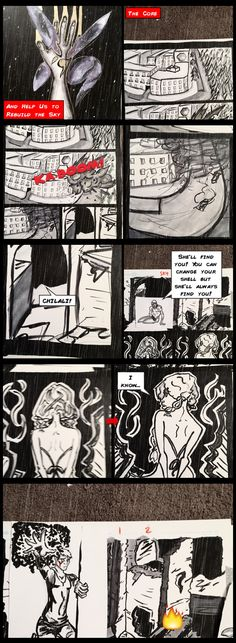 First Part of a much longer comic