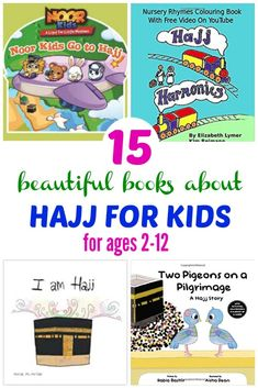 18 Children's books about Hajj Read Aloud Books, Children's Books, Good Books, Rhymes Video, Child Life, Nursery Rhymes, Book Activities, My Children