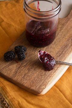 Pedantic Foodie {blackberry jam}