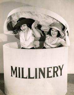 Wampas Baby Stars of 1929 Jean Arthur and Doris Eaton!via Grapefruitmoongallery.com