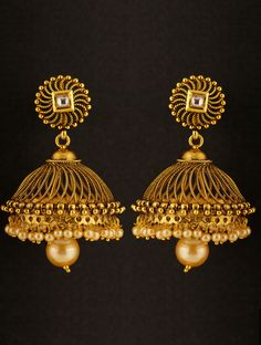 Large Gold Plated Larg...