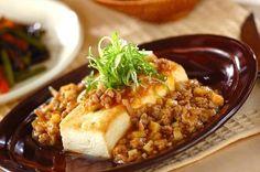 豆腐が主役!和洋中ぜんぶおいしい豆腐ステーキのレシピ15選