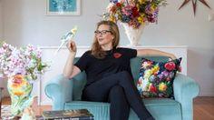 Award-winning photographer Emma Bass invites us into her flower-filled Mt Eden home.