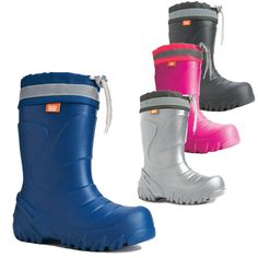 EVA Thermostiefel 4-Seasons Gr.45 Superleicht