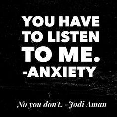 #anxiety #lies #healingispossible jodiaman.com