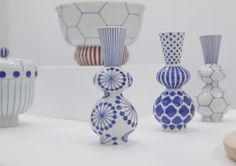 Spanish designer Jaime Hayón has designed a range of objects for traditional Japanese porcelain company Choemon.