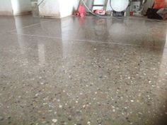 Polished Concrete Doncaster - 10945