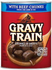 Recalled Gravy Train Kibbles N Bits Ol Roy And Skippy Canned