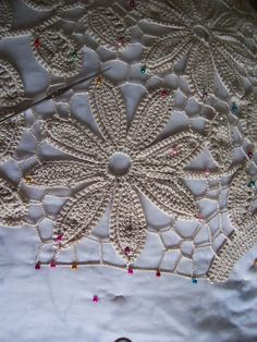 This is basically the platform of doing irish crochet,,and you can use ANY regular clothing pattern as your guide,