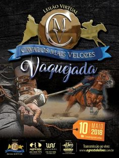 1º Leilão Virtual Haras CMV - Edição Vaquejada