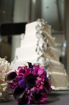 Blog Flower Wedding Advice - Nancy Liu Chin - Top Floral Designer Bog, Event Designer: Real Wedding: Modern & Sleek St Regis Wedding