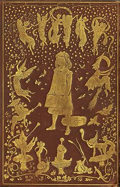 Lang ~ The brown fairy book (c1904); Lang, Andrew, 1844-1912; Ford, H. J. (Henry Justice), 1860-1941, ill