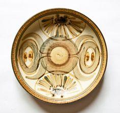 Soholm Stoneware Bowl, pattern by Noomi Backhausen, form by Poul Brandborg
