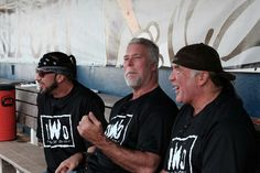 Sean Waltman, Kevin Nash, and Scott Hall