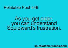 Squidward