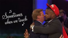 #NFLDraft #NFL Who hugged Roger Goodell the longest? - Sometimes by Deadspin Videos