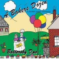 Battersby Duo - A Bakers Dozen, Blue