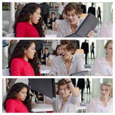"""""""Hi!"""" *takes laptop & throws it away* hahaha"""
