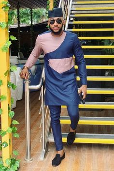 Latest African Men Fashion, Latest African Wear For Men, Nigerian Men Fashion, African Attire For Men, African Clothing For Men, African Shirts, Couples African Outfits, African Dresses For Kids, Dashiki For Men