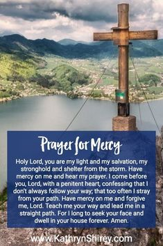Pray for mercy with this powerful prayer prompt! May it help you trust God in times of uncertainty and lean into the strength of God when you're worried and afraid. Prayer For Mercy, Prayers For Strength, Prayers For Healing, My Prayer, Powerful Prayers, Night Prayer, Daily Prayer, Psalm 27 Niv, Proverbs 31