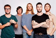Maroon 5 (Pop Band)