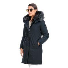 Woolrich® Navy Bow Bridge Jacket