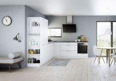 Une cuisine petit prix, simple et astucieuse !