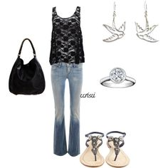 easy like Sunday Morning, created by ccrisci on Polyvore