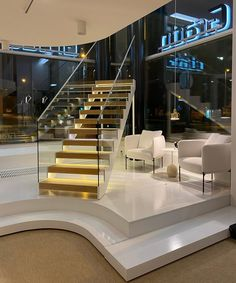We renovated our showroom at Tampere, Finland. Welcome to see stairs in real size and enjoy the calm and cozy atmosphere in the heart of Tampere! Finland, Showroom, Stairs, Calm, Heart, Home Decor, Stairway, Decoration Home, Room Decor