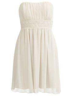 TUBE PARTY DRESS #vilaclothes #pastel