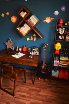 Walls Of Decor HomeTour Nehal's Bengaluru Apartment gives us Styling Goals! ~ The Keybunch Decor Blo