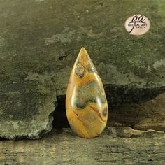 EA15231  Beautiful Designed Crazy Lace  Agate CAB by Artiststone